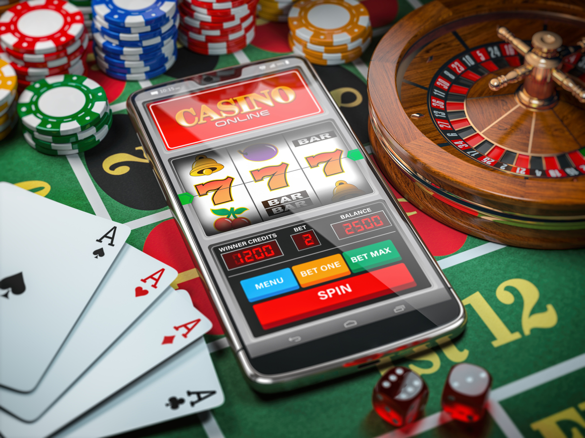 Play Trusted Online Casino With Smartphone Mobile